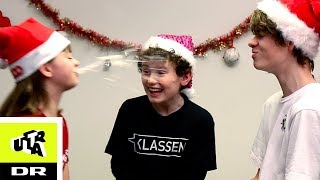 Dårlig joke challenge | Klassens Jul | Ultra