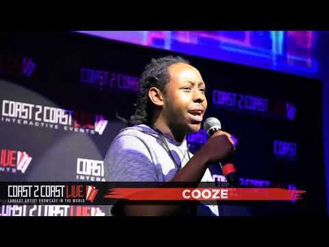 Cooze Performs at Coast 2 Coast LIVE | Miami Edition 2/22/18