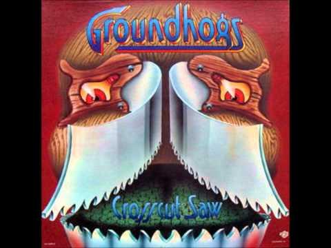 Crosscut Saw-Crosscut Saw(1976)-Groundhogs
