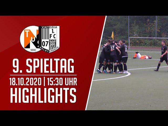 TuS Niederjosbach - Viktoria Kelsterbach | Highlights | 18.10.2020