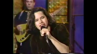 10,000 Maniacs Live on The Tonight Show, December 4, 1987 (Peace Train and Don't Talk)