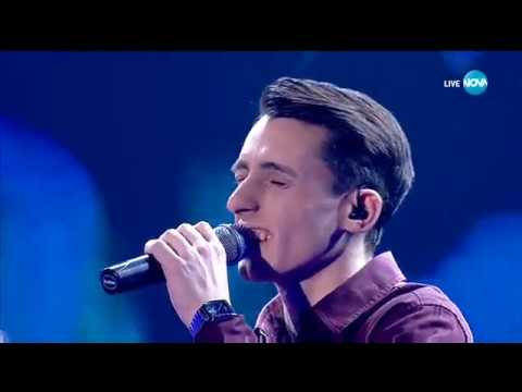 Марио Николов и Виктория Ангелова - Broken Strings - X Factor Live (03.12.2017)