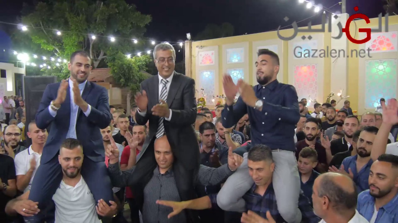 محمود السويطي ووظاح السويطي أفراح ال كبها ابو السائد