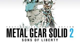 Metal Gear Solid 2: Sons of Liberty (Big Boss Run)