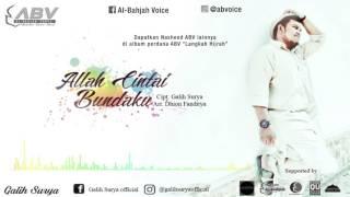 Galih Surya - Allah Cintai Bundaku (Official Lyric Video)