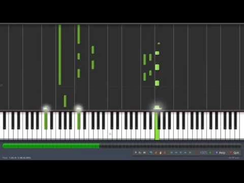 [엑소 - 약속] EXO - Promise (piano tutorial)