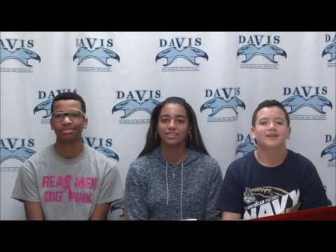 The Davis Daily News Show: December 7th, 2016