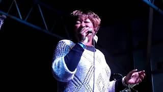 Hazel Miller Band 10/12/19 (full show) Garvin Gate Blues Festival, Louisville, KY