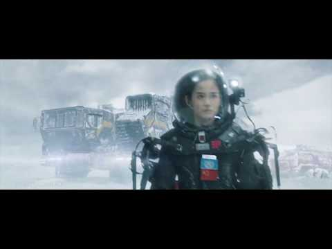 Watch how a studio created The Wandering Earth's fantastic world in this VFX reel