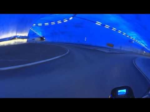 HARDANGER BRIDGE - NORWAY