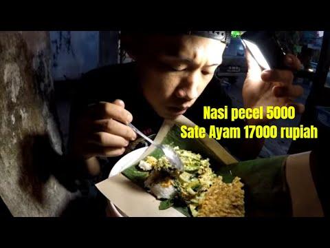 nasi-pecel-dan-sate-ayam-ponorogo-pak-suhari