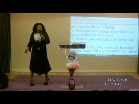 Separate Yourself From Among Them 2 by Prophetess Chrissy Ogbuagu