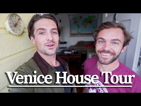 Venice Beach House Tour | Los Angeles California