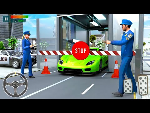 Virtual Police Officer 3D - Best Policeman Cop Simulator 2021 - Android Gameplay