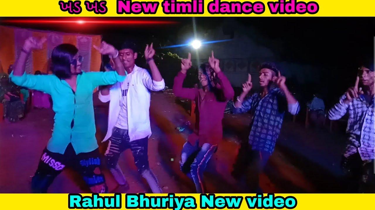 Rahul Bhuriya TIMLI dance  new video 2020