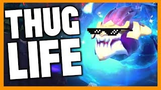 Perfect Thug Life Moments - League of Legends