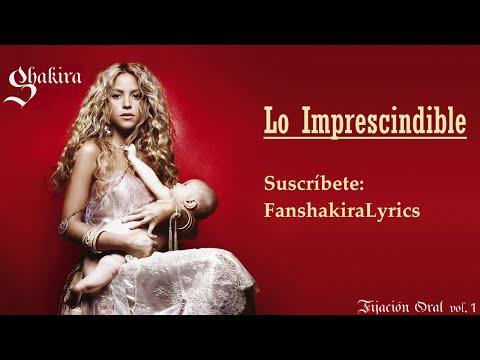 10 Shakira - Lo Imprescindible [Lyrics]