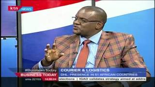 Business Chat, Growth of the Courier and Logistics Services in Africa