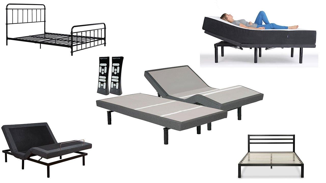 Top 5 Best Bed Frames Reviews | Bed Frames - YouTube