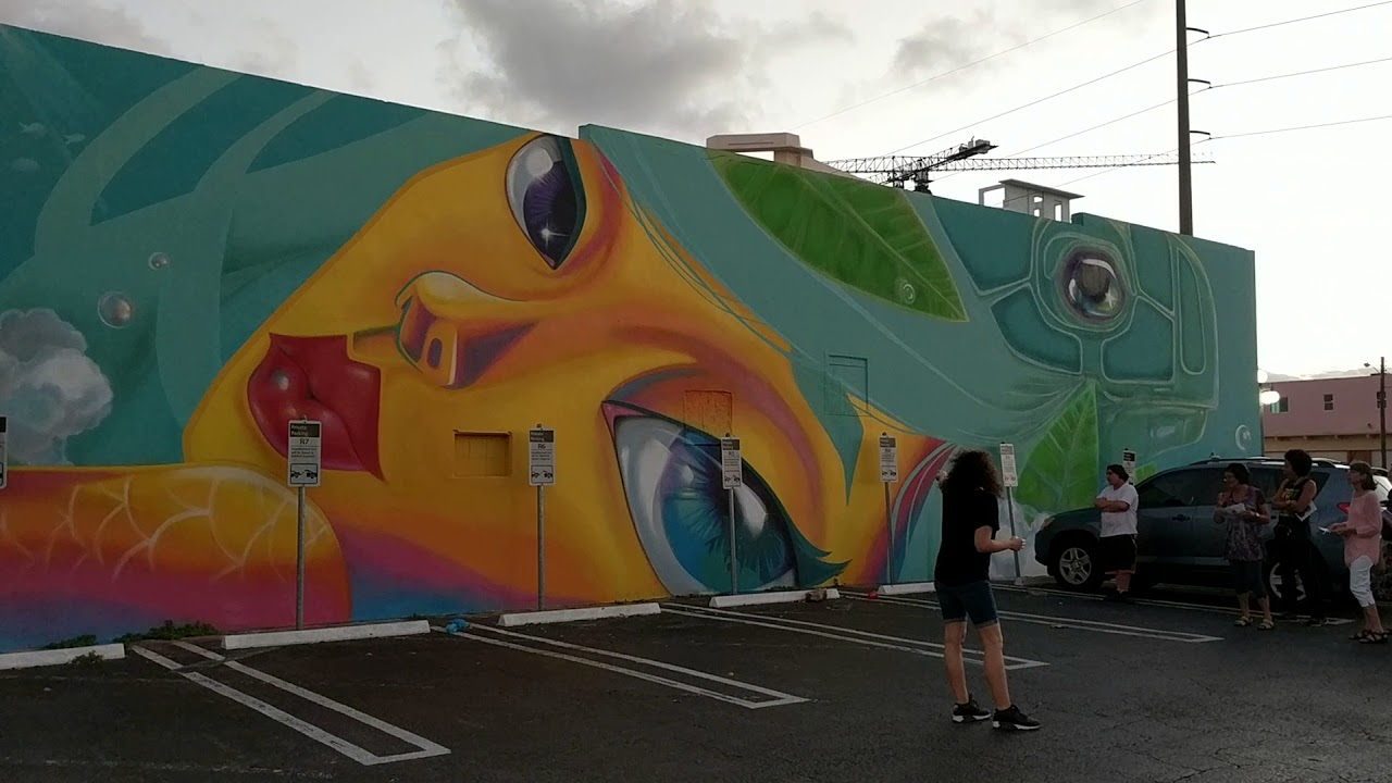 downtown hollywood mural project dhmp guided tour part 2