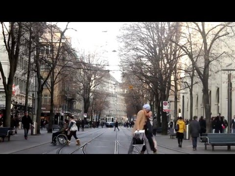 Documentary about the city of Zurich (Switzerland)