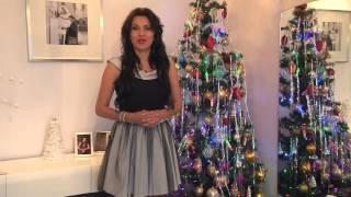 Justyna Adamczak - Życzenia Świąteczne