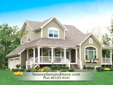 Farmhouses Video 2   House Plans and More   YouTube Farmhouses Video 2   House Plans and More
