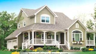 Farmhouses Video 2 | House Plans And More