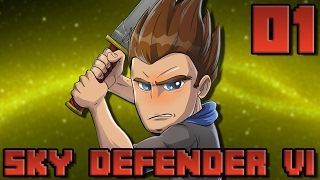 Sky Defender VI #01 : SAISON A L