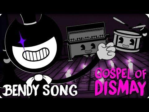 NIGHTCORE | BENDY CHAPTER 2 SONG (GOSPEL OF DISMAY) LYRIC VIDEO - DAGames