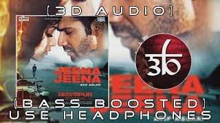 Jeena 3d audio, bass boosted, extra boosted song use your headphones & stream in at least 480p to enjoy the audio experience. check out our ...