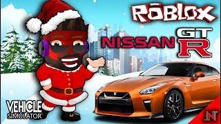 ROBLOX indonesia #66 Vehicle Simulator | Beli Mobil Nissan Cicak GTR