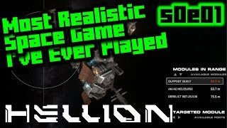 Most Realistic Game Yet - Hellion S0E01