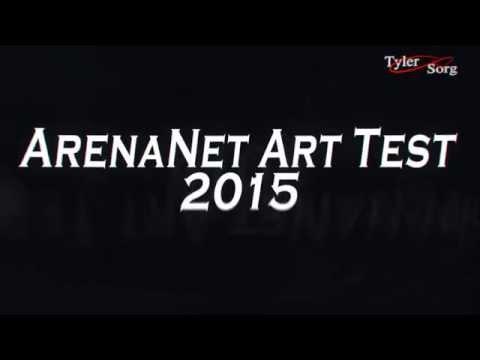 ArenaNet Art Test 2015