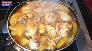 Tavada Tavuk - Naciye Kesici - Yemek Tarifleri