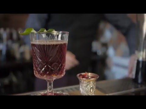 Денис Родителев для Friends Cocktail Cup 2016