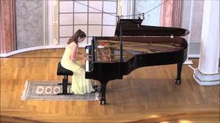 R.Schumann: Fantasiestücke Op.12, Heft II, Traumes-Wirren - Mitra Kotte