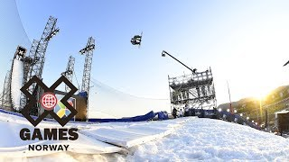 Men's Snowboard Big Air: FULL BROADCAST | X Games Norway 2018 thumbnail