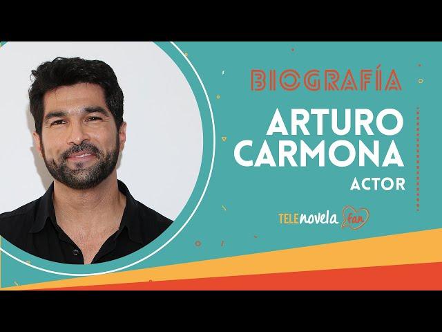 Biografía Arturo Carmona