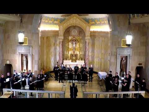 "Missouri Choral Artists - ""Plaudite omnis terra"" by Giovanni Gabrieli"