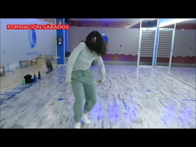 Formación-workshop Dancehall (Noelia Trijueque)