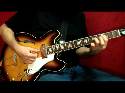"How to Play ""Brown Sugar"" by The Rolling Stones on Guitar - Lesson Excerpt"