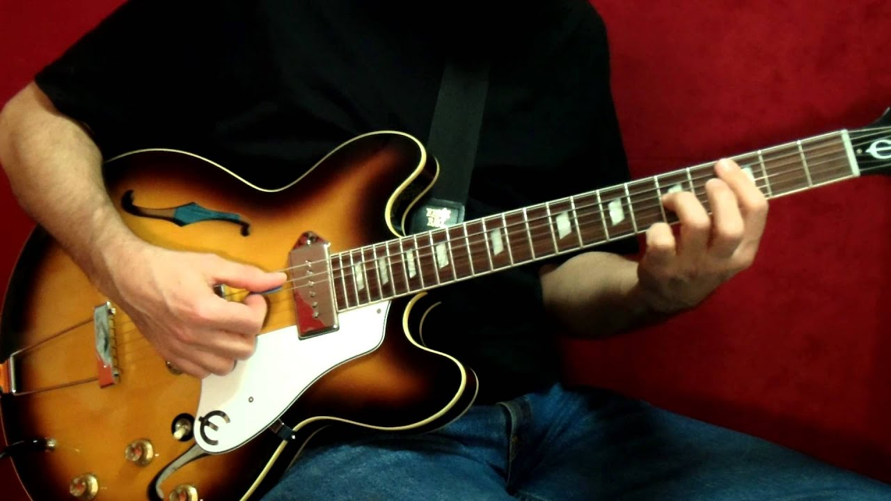 learn how to play brown sugar by the rolling stones on guitar lesson excerpt youtube