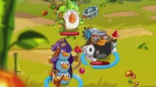 Мультик Игра для детей Энгри Бердс  Прохождение игры Angry Birds epic 29 серия