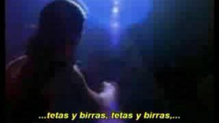 Frank Zappa - Titties & Beer (subtítulos en español)