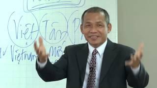 Chữ tâm trong công việc và cuộc sống - Tiến sĩ Nguyễn Mạnh Hùng