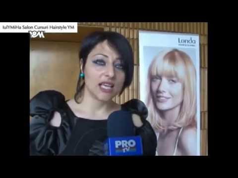 Iulymiha Salon Cursuri Hairstyle Ym Mihaela Youtube