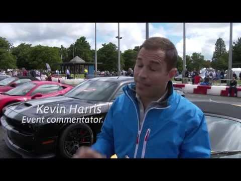 Supercar Showdown- Out & About- An interview with Kevin Harris