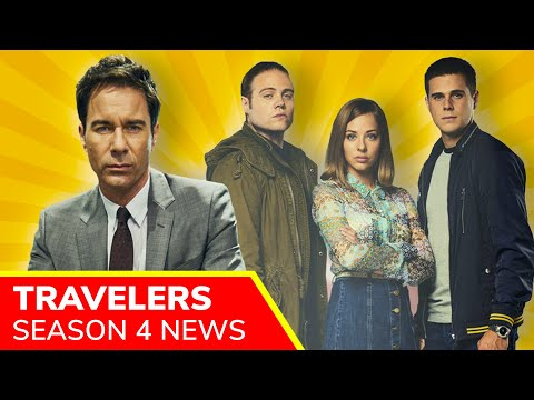 Travelers Season 4 Cancelled By Netflix, Eric McCormack Confirms