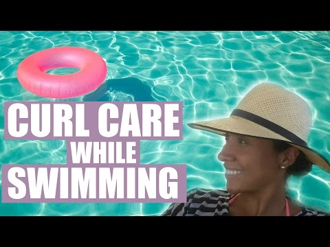 Curly Hair Care For Swimming Doovi